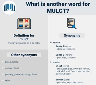mulct, synonym mulct, another word for mulct, words like mulct, thesaurus mulct