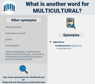 multicultural, synonym multicultural, another word for multicultural, words like multicultural, thesaurus multicultural