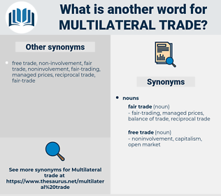 multilateral trade, synonym multilateral trade, another word for multilateral trade, words like multilateral trade, thesaurus multilateral trade