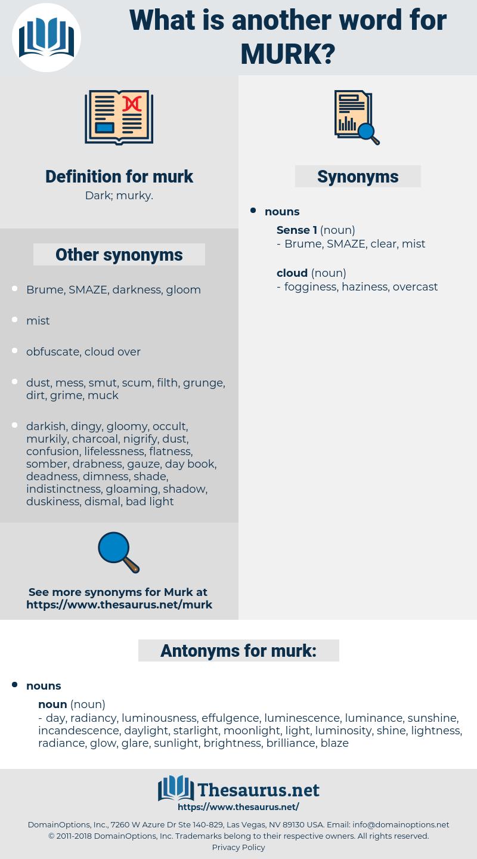 murk, synonym murk, another word for murk, words like murk, thesaurus murk