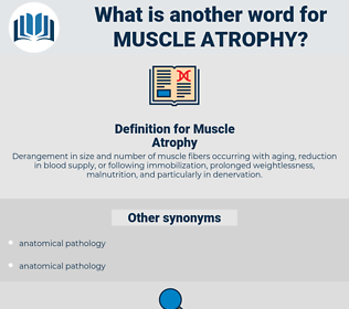 Muscle Atrophy, synonym Muscle Atrophy, another word for Muscle Atrophy, words like Muscle Atrophy, thesaurus Muscle Atrophy