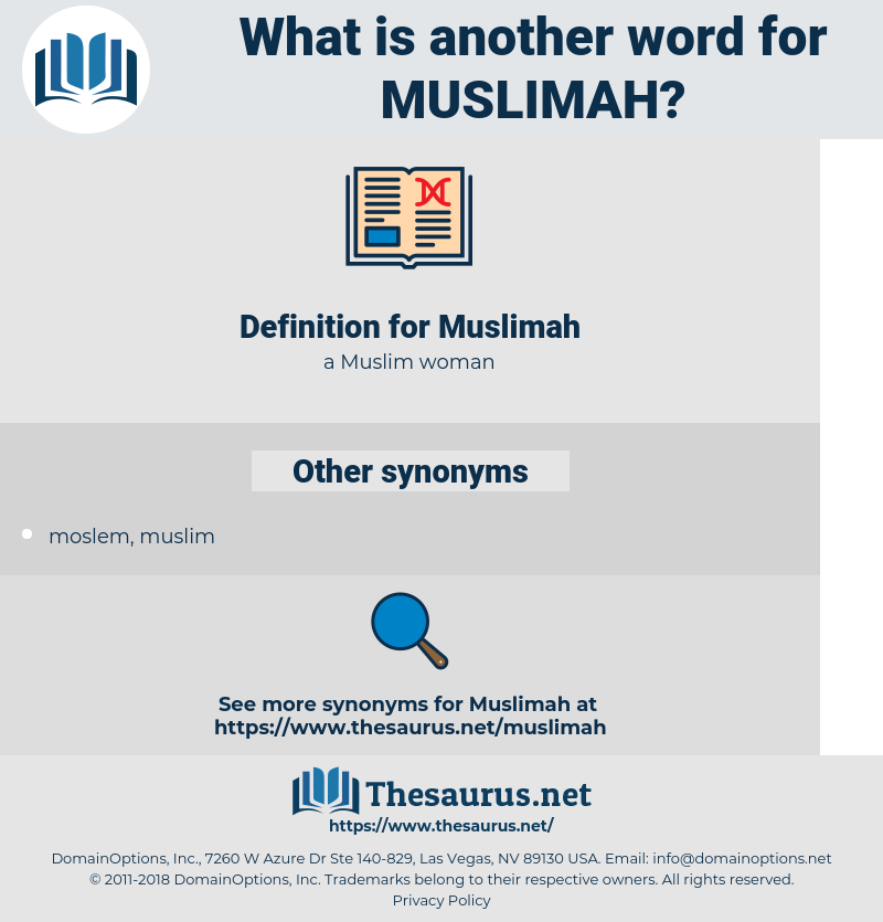 Muslimah, synonym Muslimah, another word for Muslimah, words like Muslimah, thesaurus Muslimah