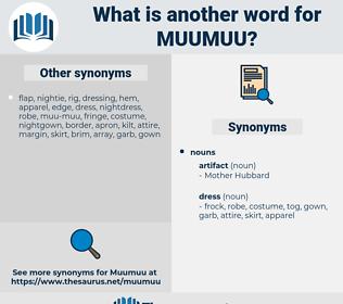 muumuu, synonym muumuu, another word for muumuu, words like muumuu, thesaurus muumuu