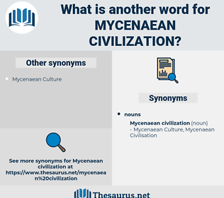 Mycenaean Civilization, synonym Mycenaean Civilization, another word for Mycenaean Civilization, words like Mycenaean Civilization, thesaurus Mycenaean Civilization