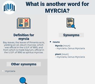 myrcia, synonym myrcia, another word for myrcia, words like myrcia, thesaurus myrcia