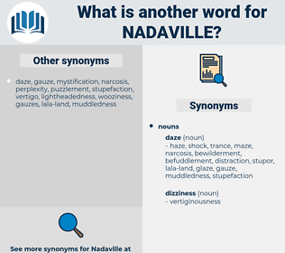 nadaville, synonym nadaville, another word for nadaville, words like nadaville, thesaurus nadaville