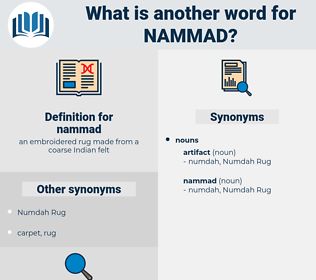 nammad, synonym nammad, another word for nammad, words like nammad, thesaurus nammad