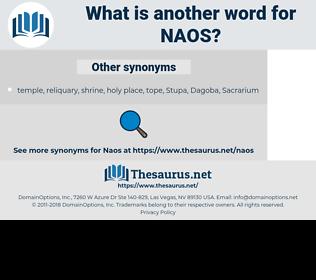 Naos, synonym Naos, another word for Naos, words like Naos, thesaurus Naos