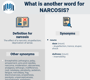 narcosis, synonym narcosis, another word for narcosis, words like narcosis, thesaurus narcosis