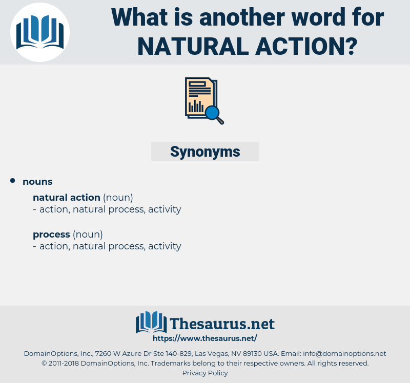natural action, synonym natural action, another word for natural action, words like natural action, thesaurus natural action