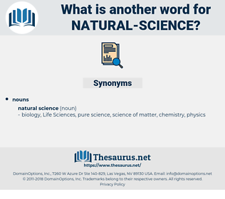 natural science, synonym natural science, another word for natural science, words like natural science, thesaurus natural science