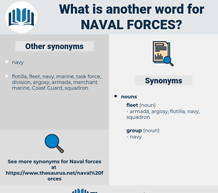 naval forces, synonym naval forces, another word for naval forces, words like naval forces, thesaurus naval forces