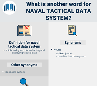 naval tactical data system, synonym naval tactical data system, another word for naval tactical data system, words like naval tactical data system, thesaurus naval tactical data system