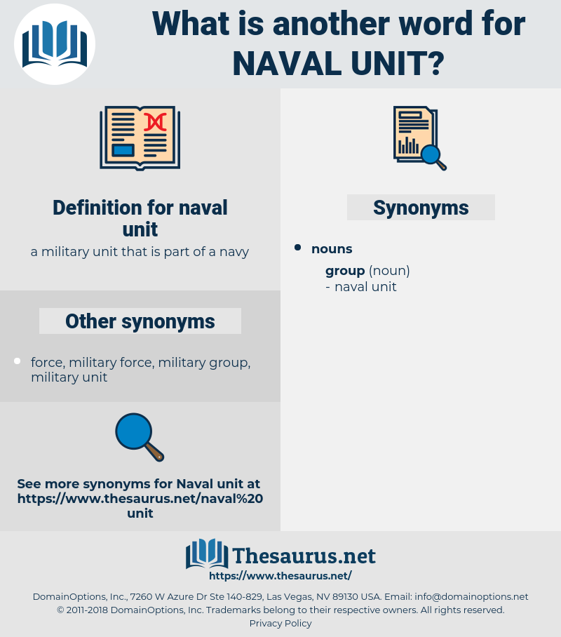 naval unit, synonym naval unit, another word for naval unit, words like naval unit, thesaurus naval unit