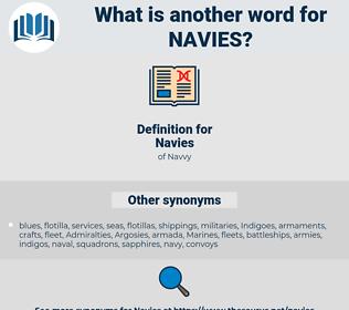 Navies, synonym Navies, another word for Navies, words like Navies, thesaurus Navies