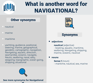 navigational, synonym navigational, another word for navigational, words like navigational, thesaurus navigational