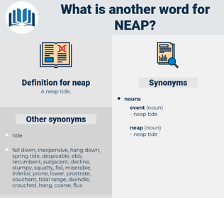 neap, synonym neap, another word for neap, words like neap, thesaurus neap