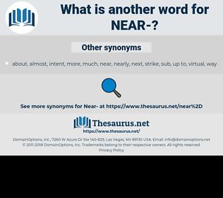 near, synonym near, another word for near, words like near, thesaurus near