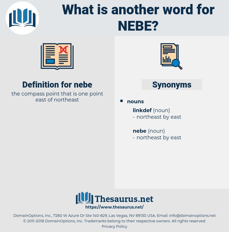 nebe, synonym nebe, another word for nebe, words like nebe, thesaurus nebe