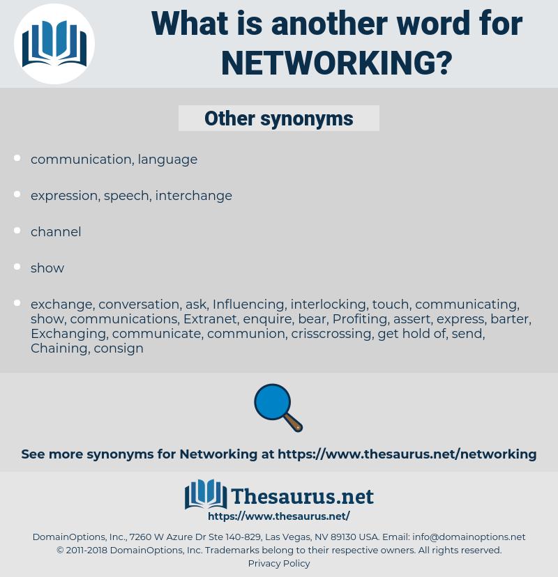 Synonym Internet
