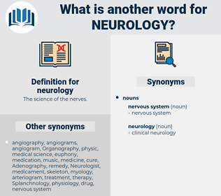 neurology, synonym neurology, another word for neurology, words like neurology, thesaurus neurology
