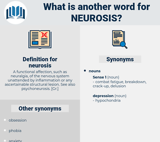 neurosis, synonym neurosis, another word for neurosis, words like neurosis, thesaurus neurosis