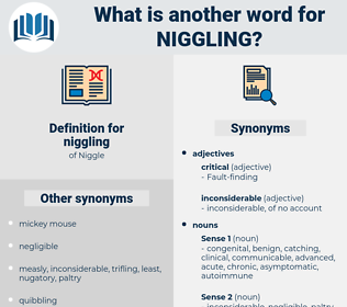 niggling, synonym niggling, another word for niggling, words like niggling, thesaurus niggling