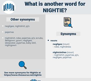 nightie, synonym nightie, another word for nightie, words like nightie, thesaurus nightie
