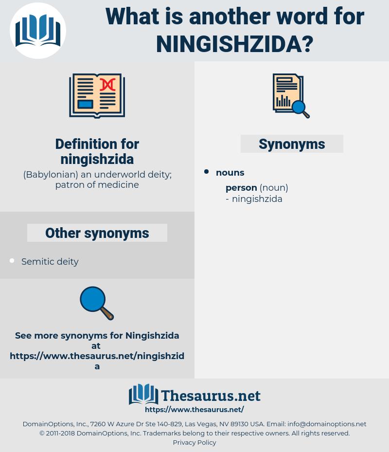 ningishzida, synonym ningishzida, another word for ningishzida, words like ningishzida, thesaurus ningishzida