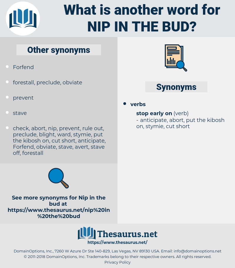 nip in the bud, synonym nip in the bud, another word for nip in the bud, words like nip in the bud, thesaurus nip in the bud