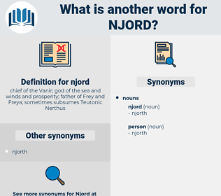 njord, synonym njord, another word for njord, words like njord, thesaurus njord