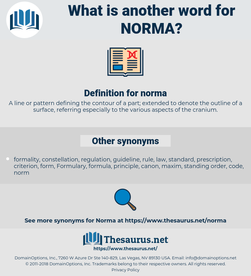 norma, synonym norma, another word for norma, words like norma, thesaurus norma