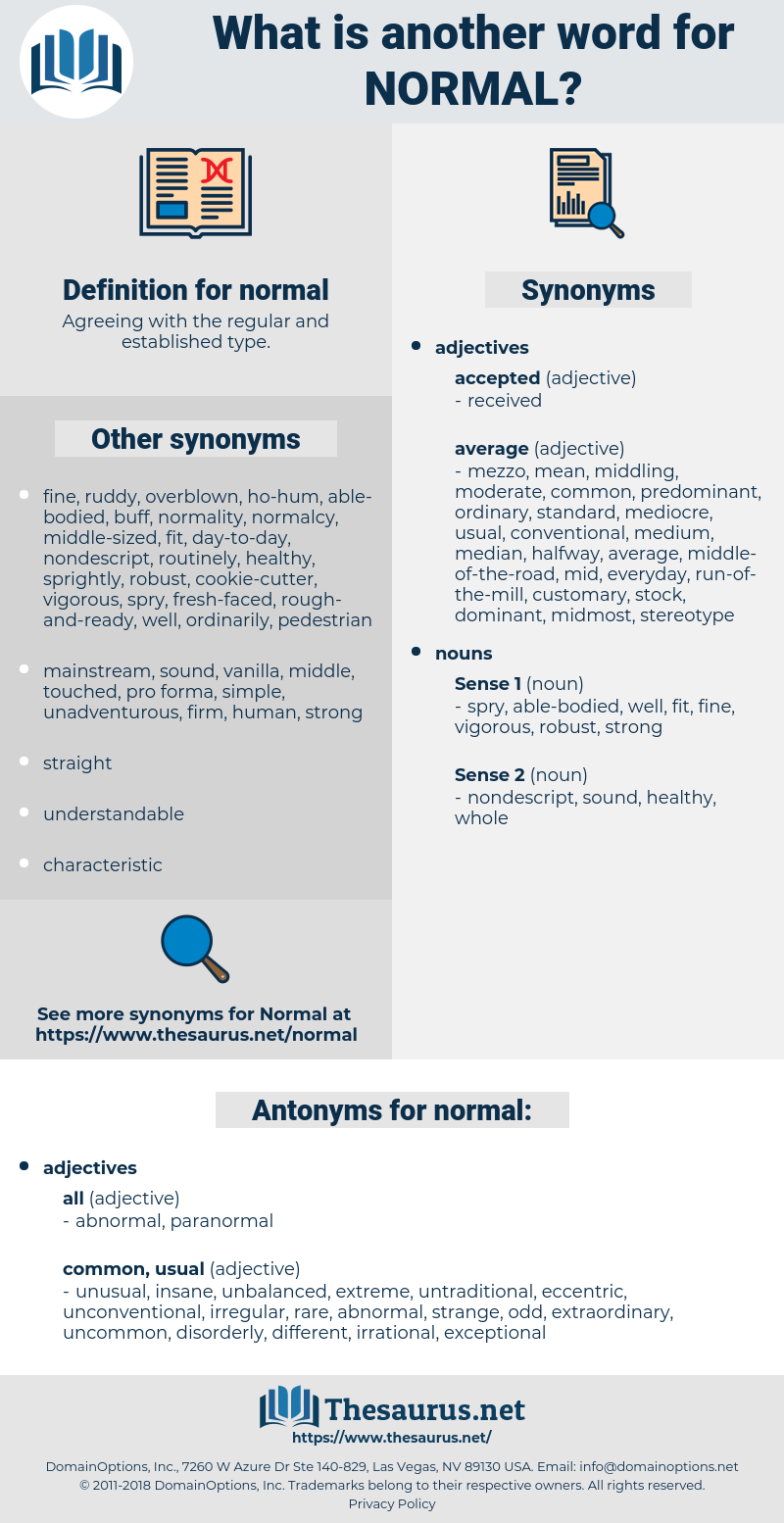 normal, synonym normal, another word for normal, words like normal, thesaurus normal