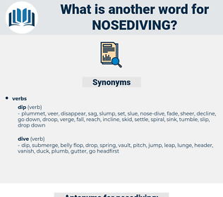 nosediving, synonym nosediving, another word for nosediving, words like nosediving, thesaurus nosediving