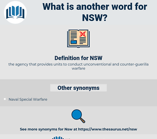 NSW, synonym NSW, another word for NSW, words like NSW, thesaurus NSW