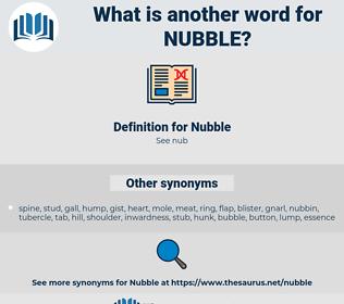 Nubble, synonym Nubble, another word for Nubble, words like Nubble, thesaurus Nubble