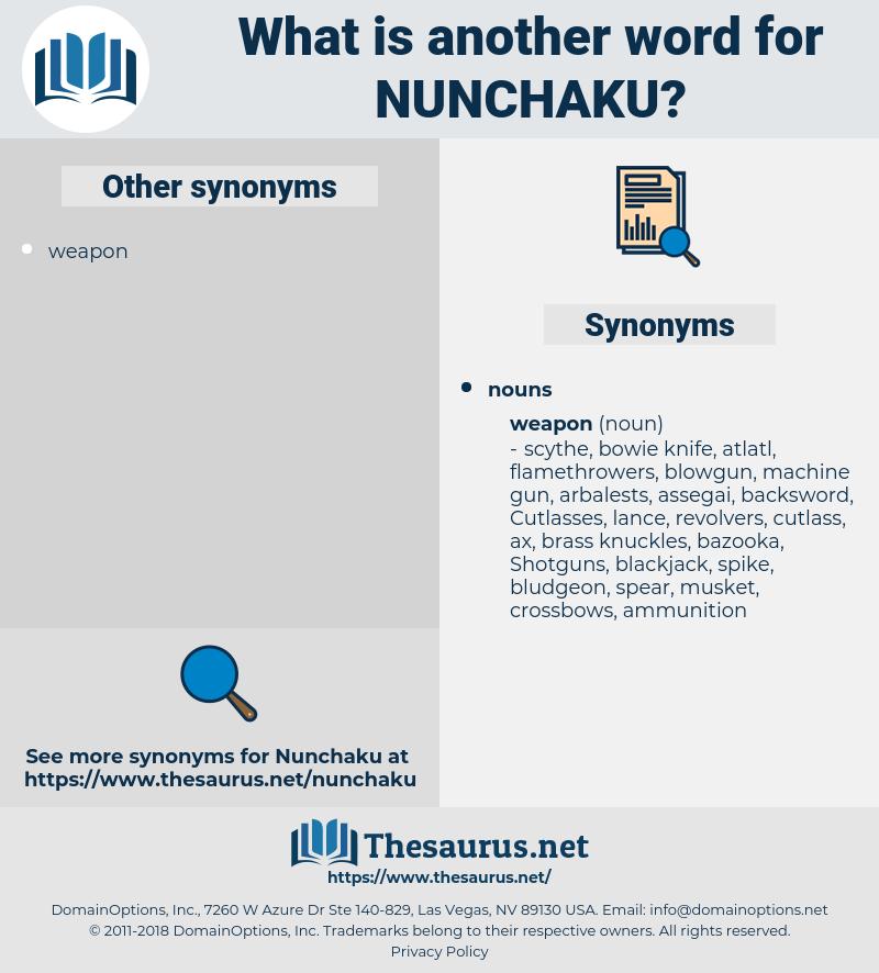 nunchaku, synonym nunchaku, another word for nunchaku, words like nunchaku, thesaurus nunchaku