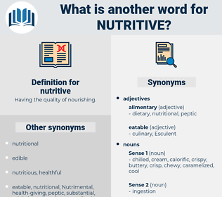 nutritive, synonym nutritive, another word for nutritive, words like nutritive, thesaurus nutritive