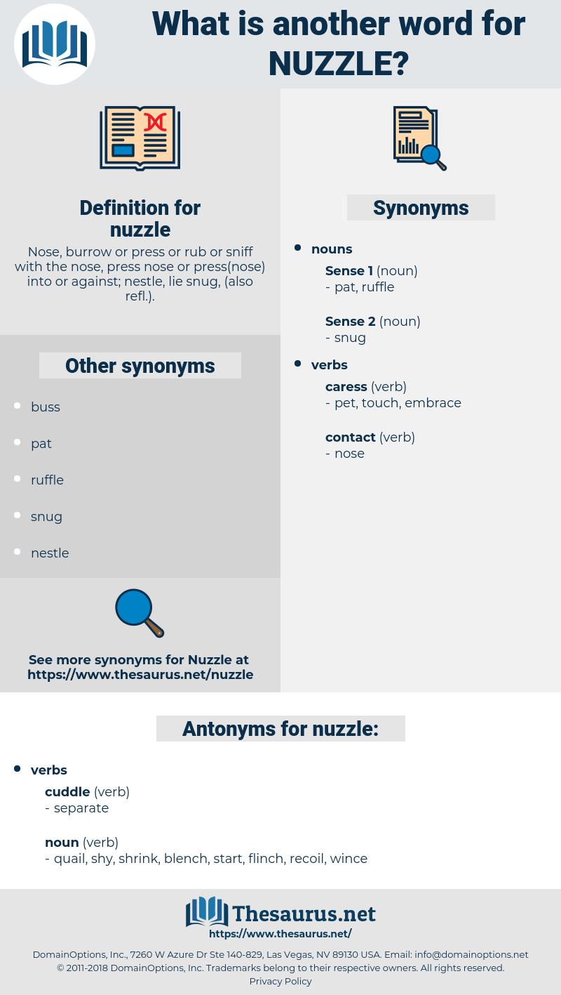 nuzzle, synonym nuzzle, another word for nuzzle, words like nuzzle, thesaurus nuzzle