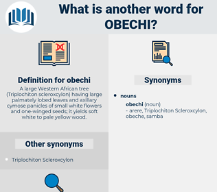 obechi, synonym obechi, another word for obechi, words like obechi, thesaurus obechi