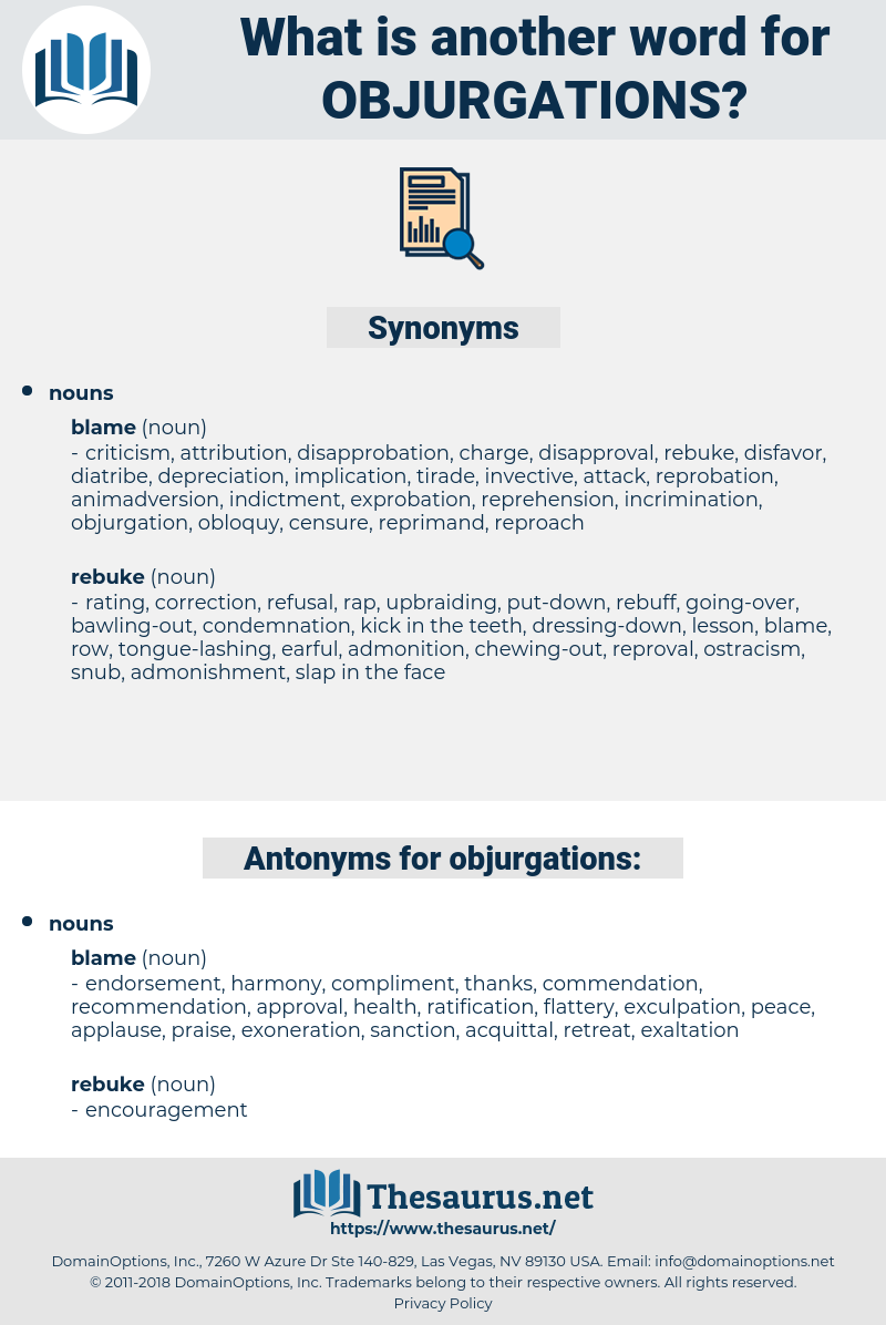objurgations, synonym objurgations, another word for objurgations, words like objurgations, thesaurus objurgations