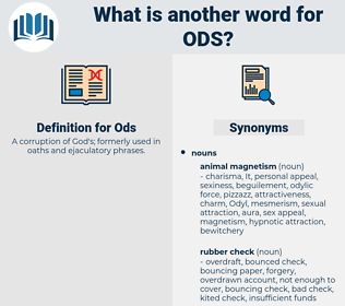 Ods, synonym Ods, another word for Ods, words like Ods, thesaurus Ods