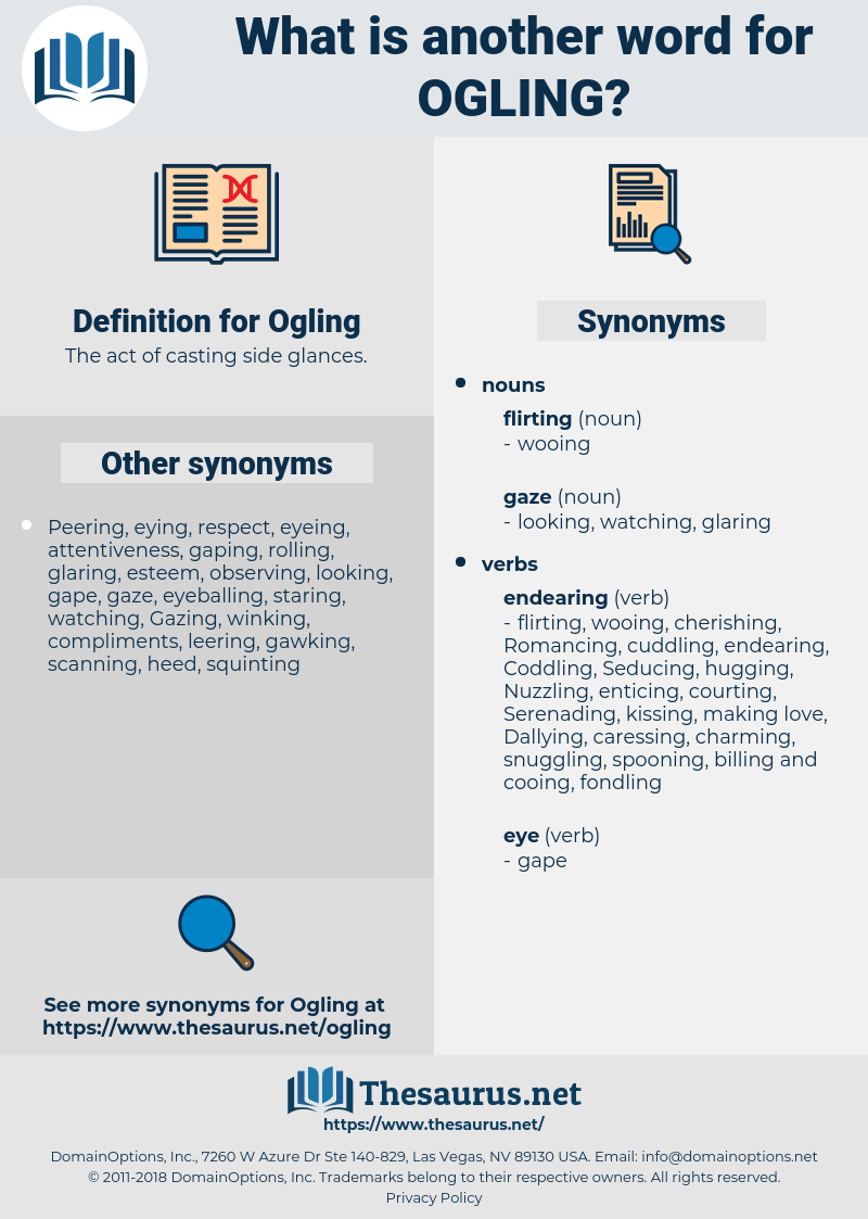 Ogling, synonym Ogling, another word for Ogling, words like Ogling, thesaurus Ogling