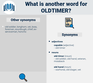 oldtimer, synonym oldtimer, another word for oldtimer, words like oldtimer, thesaurus oldtimer