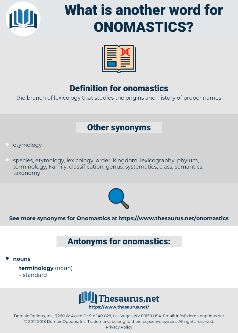 onomastics, synonym onomastics, another word for onomastics, words like onomastics, thesaurus onomastics