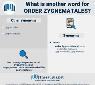 Order Zygnematales, synonym Order Zygnematales, another word for Order Zygnematales, words like Order Zygnematales, thesaurus Order Zygnematales