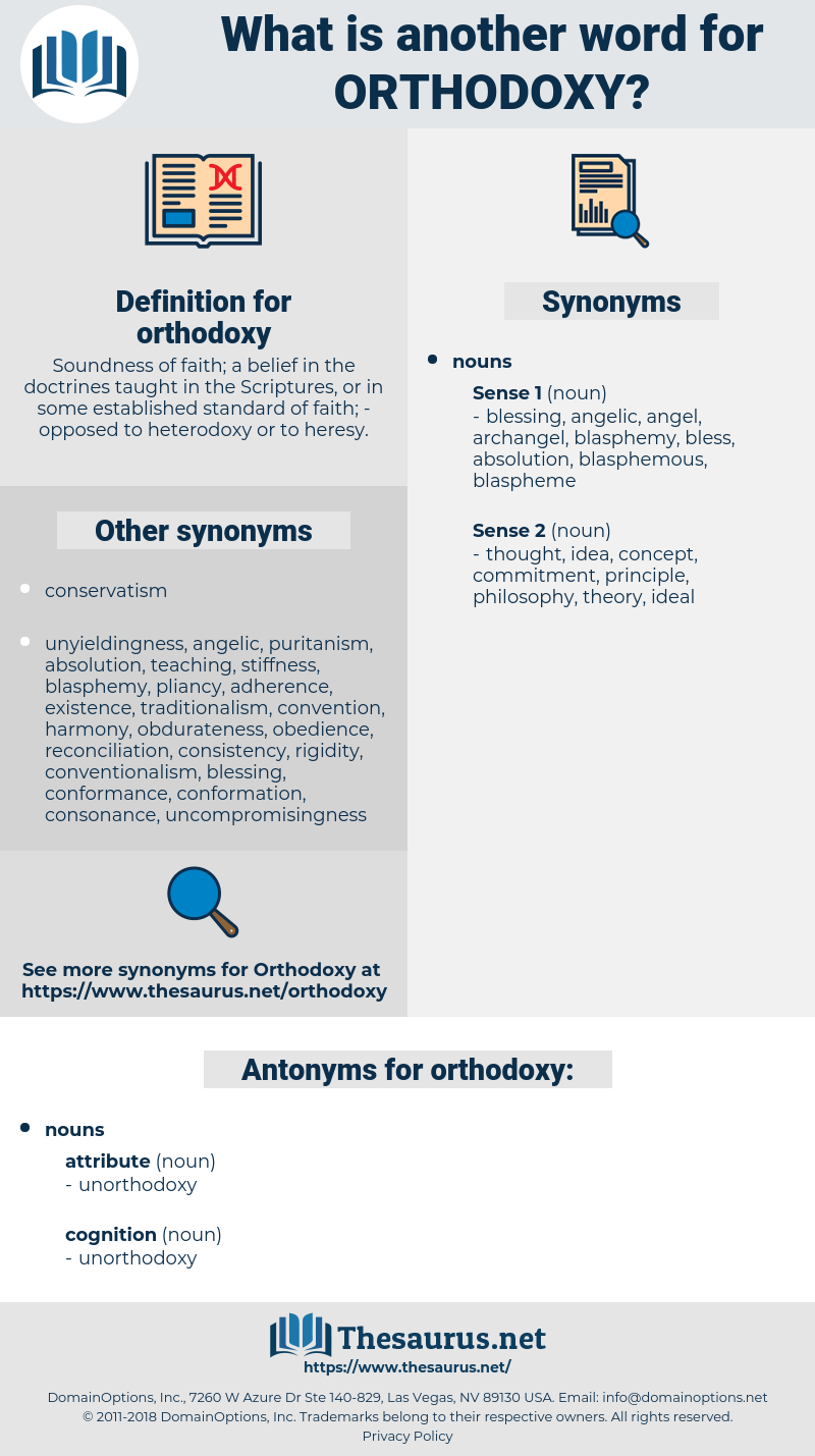orthodoxy, synonym orthodoxy, another word for orthodoxy, words like orthodoxy, thesaurus orthodoxy