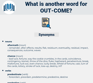 out come, synonym out come, another word for out come, words like out come, thesaurus out come
