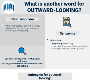 outward-looking, synonym outward-looking, another word for outward-looking, words like outward-looking, thesaurus outward-looking
