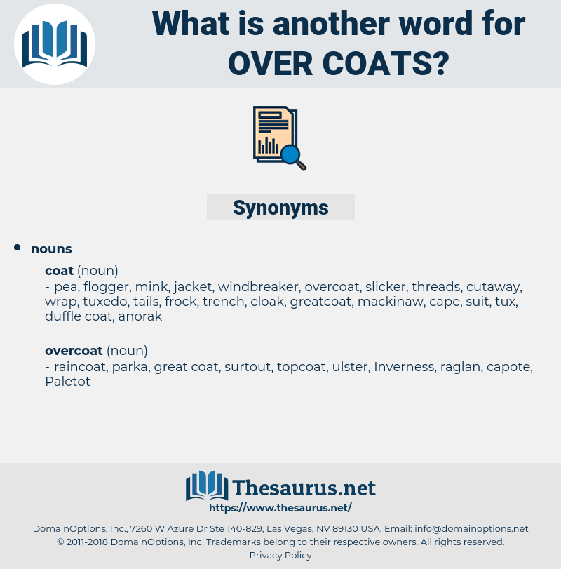 over-coats, synonym over-coats, another word for over-coats, words like over-coats, thesaurus over-coats